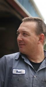Owner Russ Dubrucq